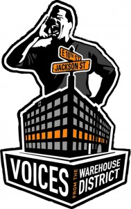 Voices from the Warehouse, September 7 – October 4, 2013