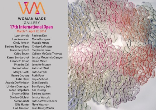 17th International Open Woman Made Gallery